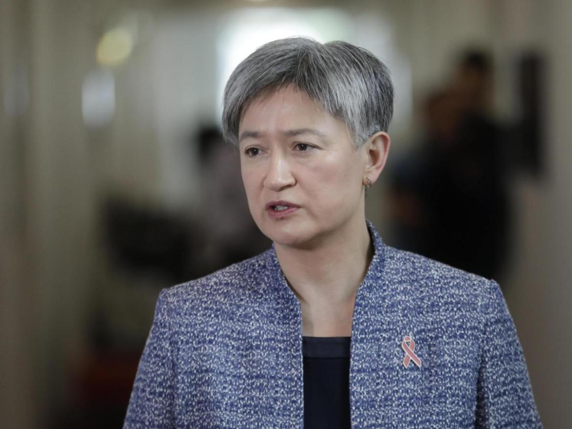 Penny Wong wants Scott Morrison to 'explain what he knows' about the proposal.