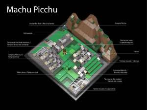 Machu Picchu could soon bee South America's first Lego
