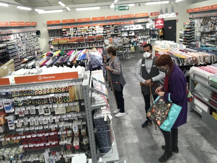 coronavirus le magasin mondial tissus