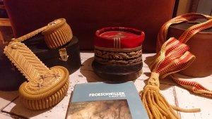 Exemple d'objets présentés à Nérac