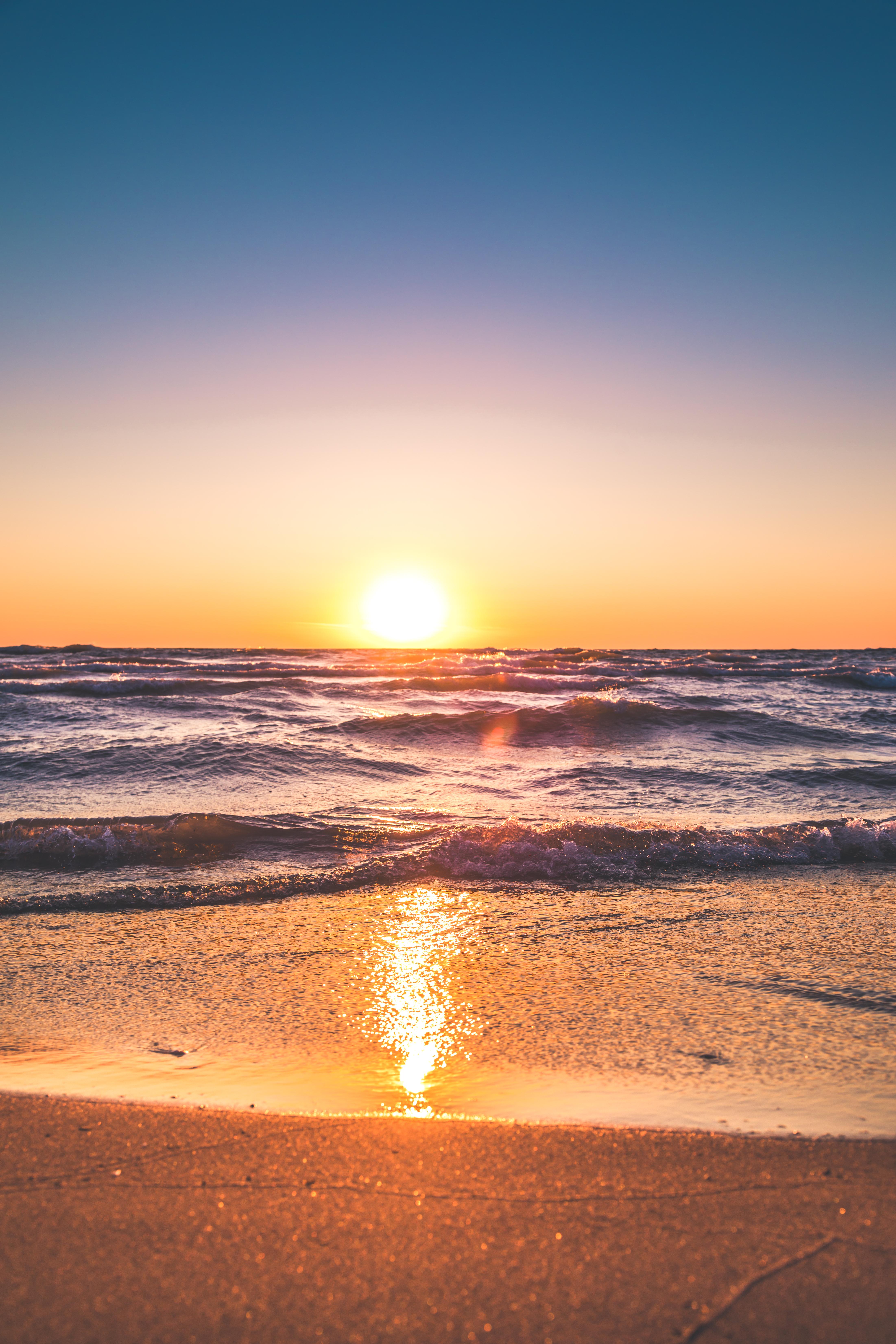 1000 Great Beach Sunset Photos  Pexels  Free Stock Photos
