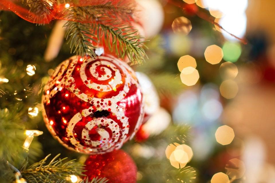christmas, christmas tree, decoration