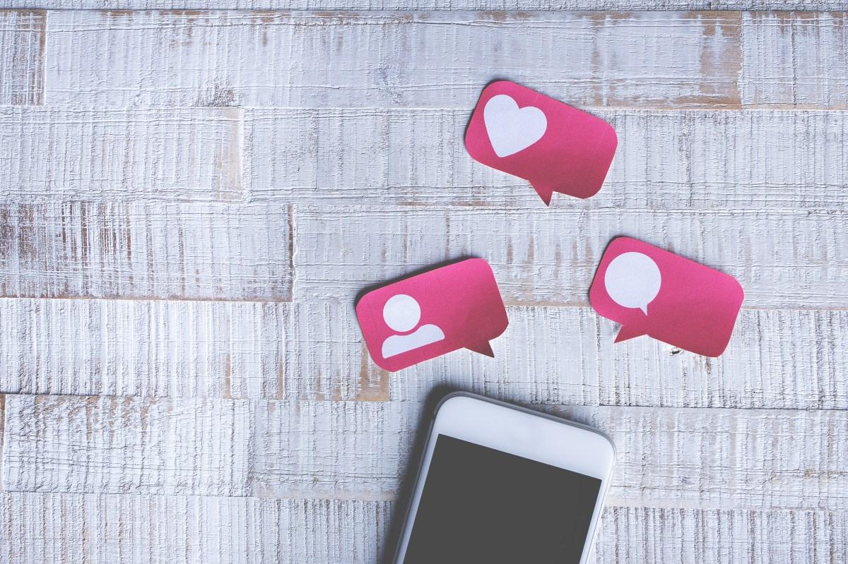 Filtering friends on social media - social media tips for individuals