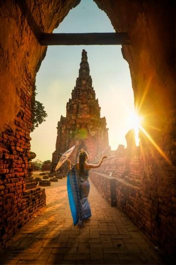 açık hava, antik, Asya içeren Ücretsiz stok fotoğraf