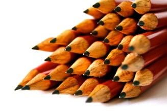 Red-and-brown Pencils