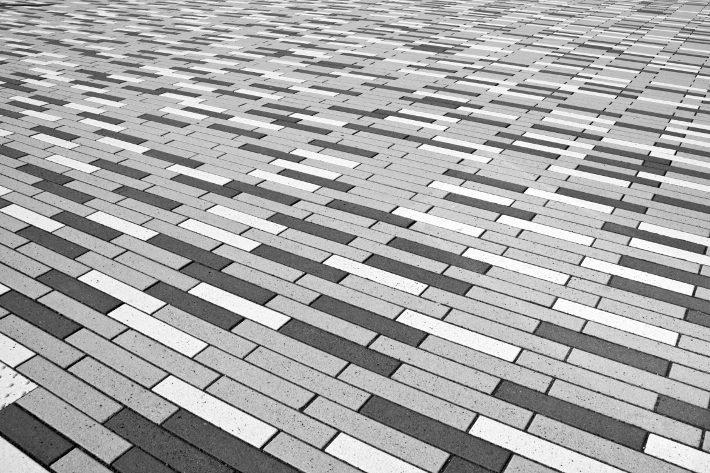 Gray Concrete Pavements