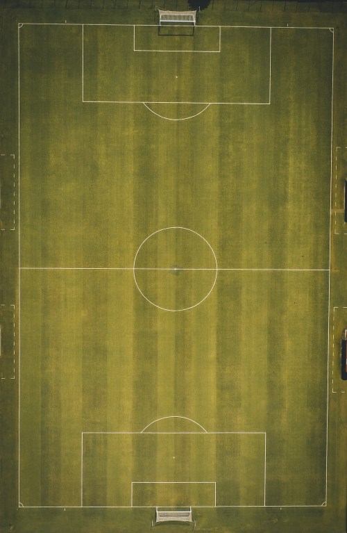 Wallpaper Lapangan Bola : wallpaper, lapangan, 30,000+, Soccer, Field, Photos, Download, Pexels, Stock