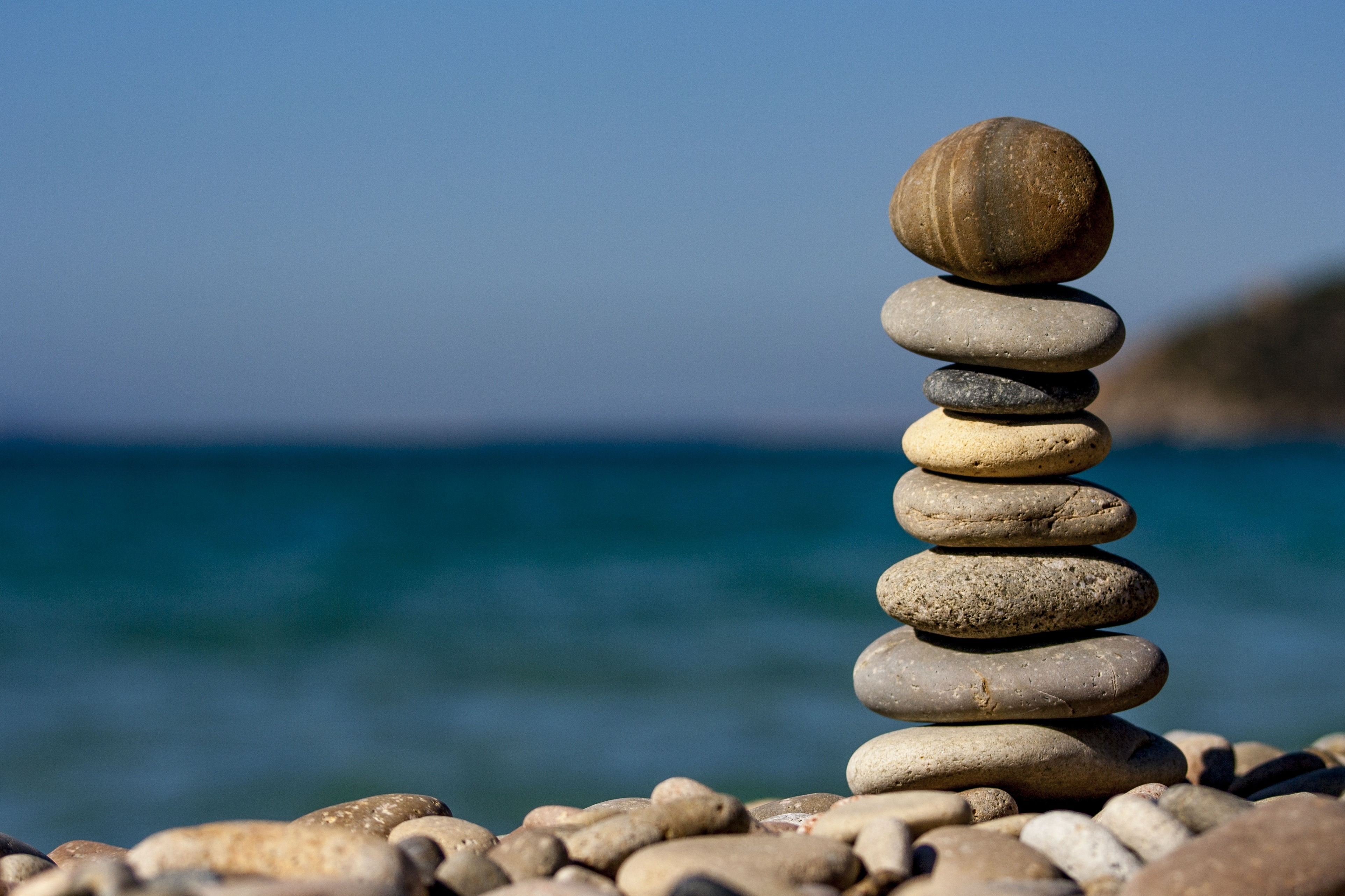 1000+ Beautiful Rock Balancing Photos · Pexels · Free ...