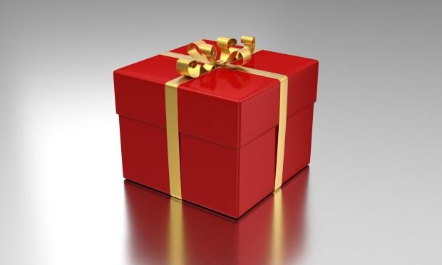 box, celebration, gift