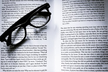 book, eyeglasses, eyewear