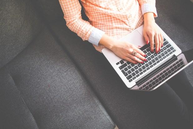 author, blog, businesswoman