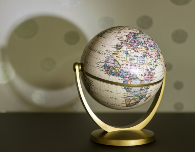 continents, geography, globe