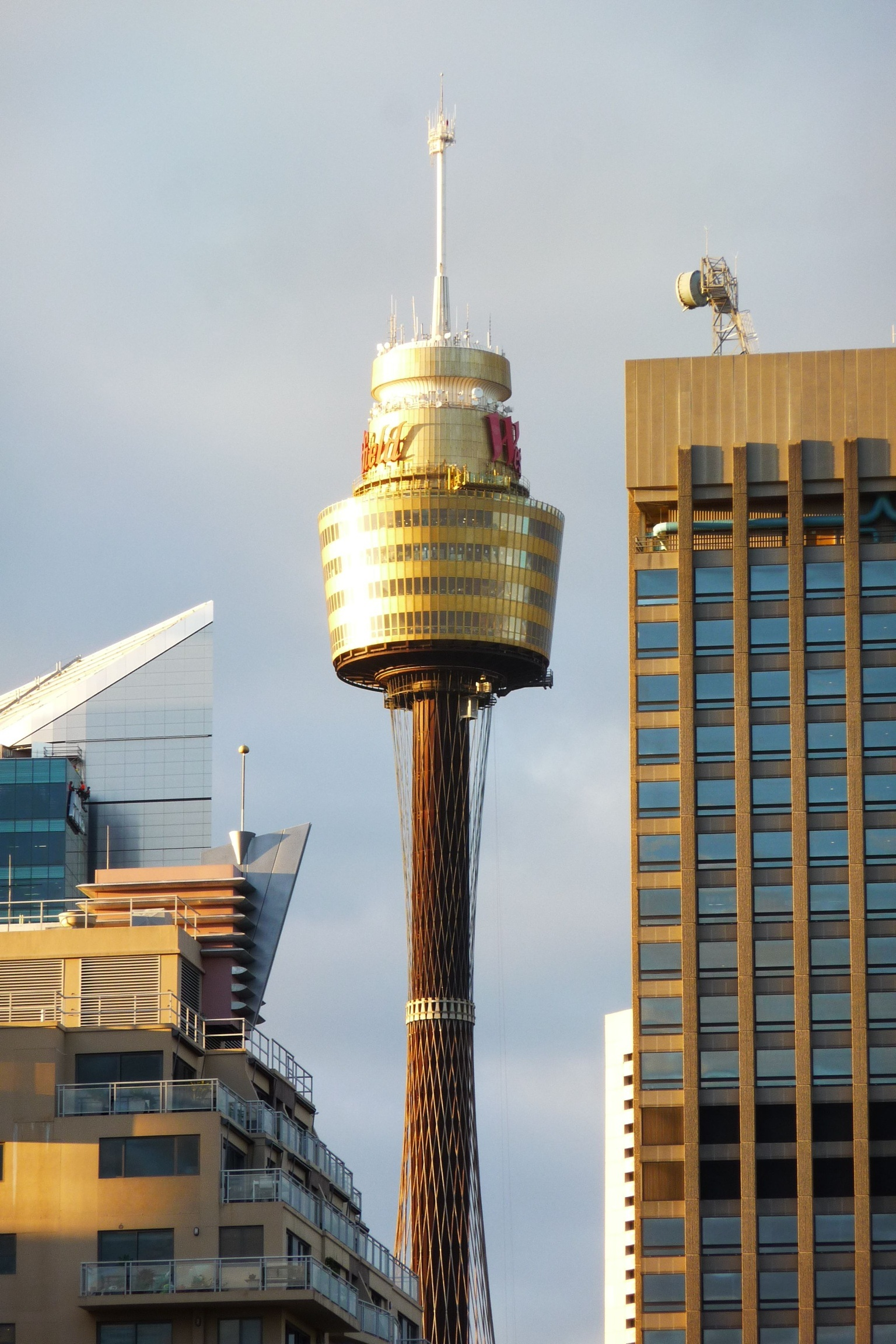 Iphone X Stock Wallpaper Free Stock Photo Of Sydney Tv Tower View