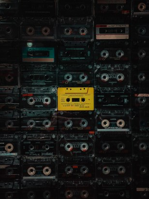 Assorted Title Cassette Tapes - 7 things that will help you evolve as a songwriter