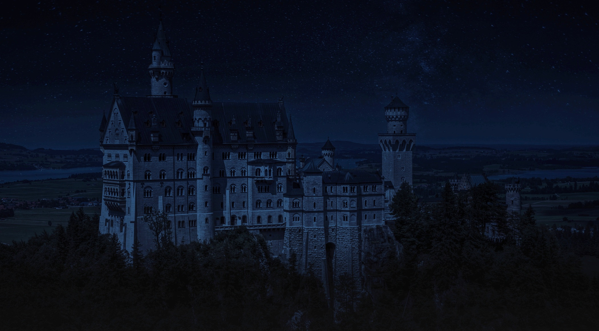 Color Full Hd Wallpaper Free Stock Photo Of Castle Castle At Night Castle