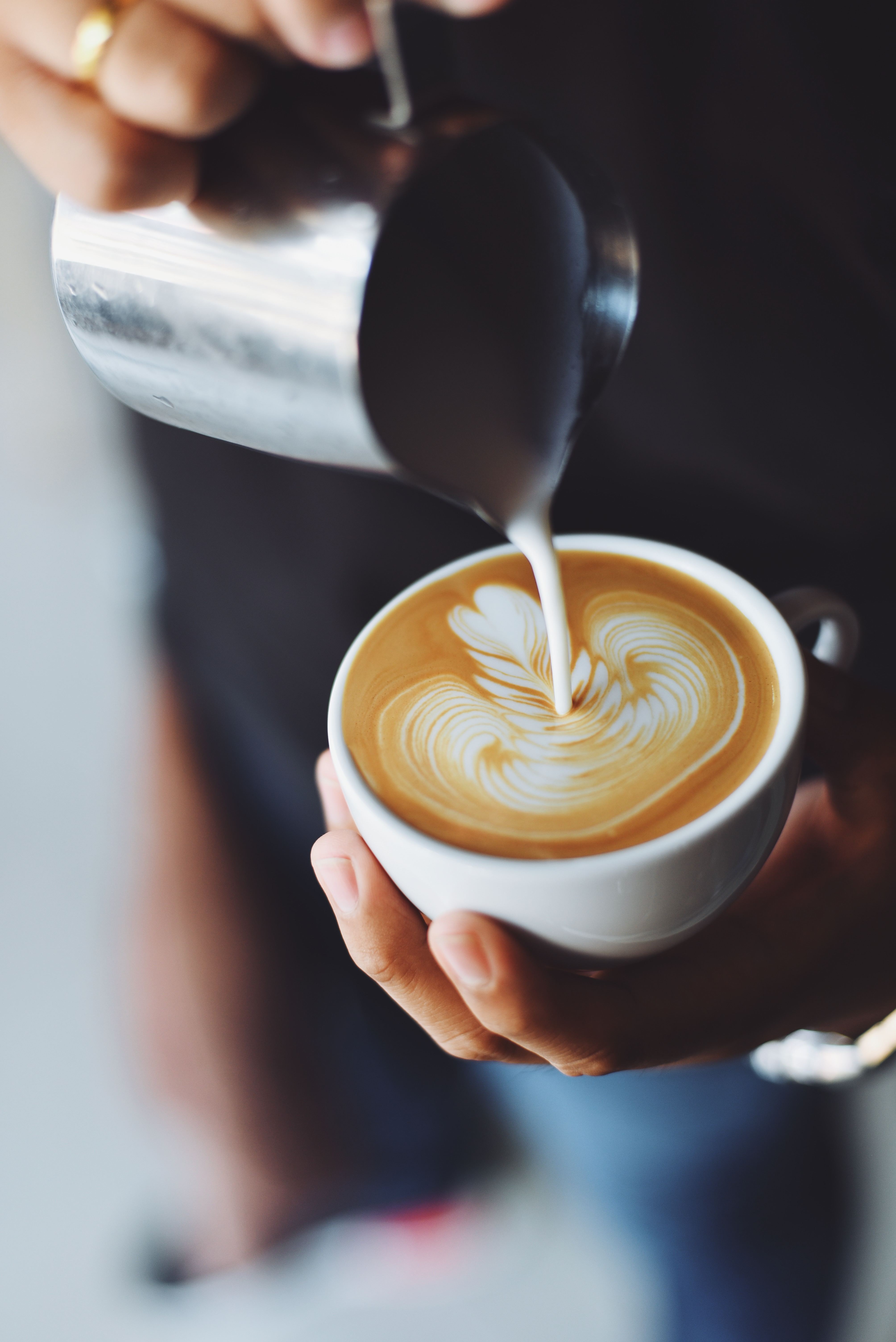 Cup Of Coffee And A Book 183 Free Stock Photo