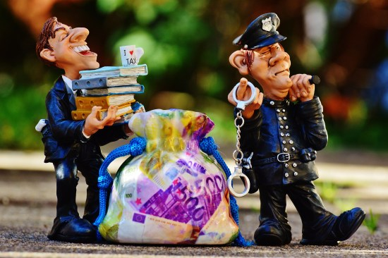 Free stock photo of police, money, crime, finance