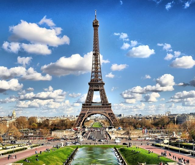 Picture Of Eiffel Tower Thorsten Technoman