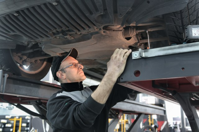 buying a used car? have a mechanic check it