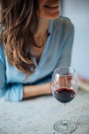 Immagine gratuita di bevanda, bicchiere di vino, cibo