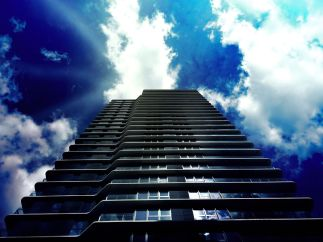 architecture, building, high-rise