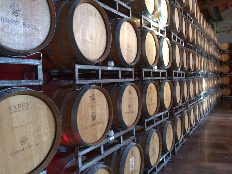 Wine Tank Room