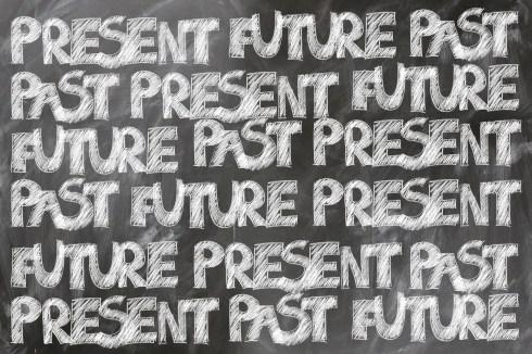Present Future Past Text