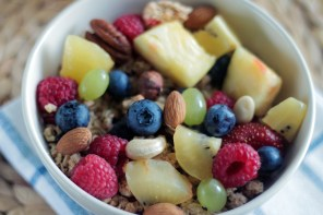 Free stock photo of healthy, lunch, meal, fruits