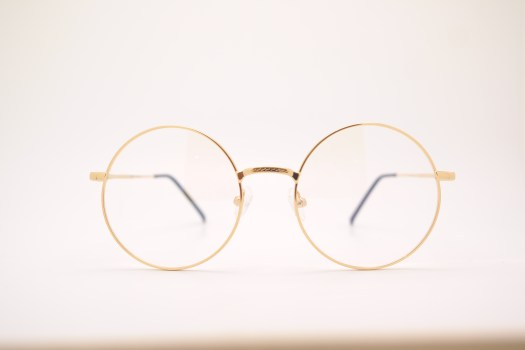 Gold Framed Eyeglasses, emdr, therapy, emdr childhood abuse, Stephen Rodgers Counseling