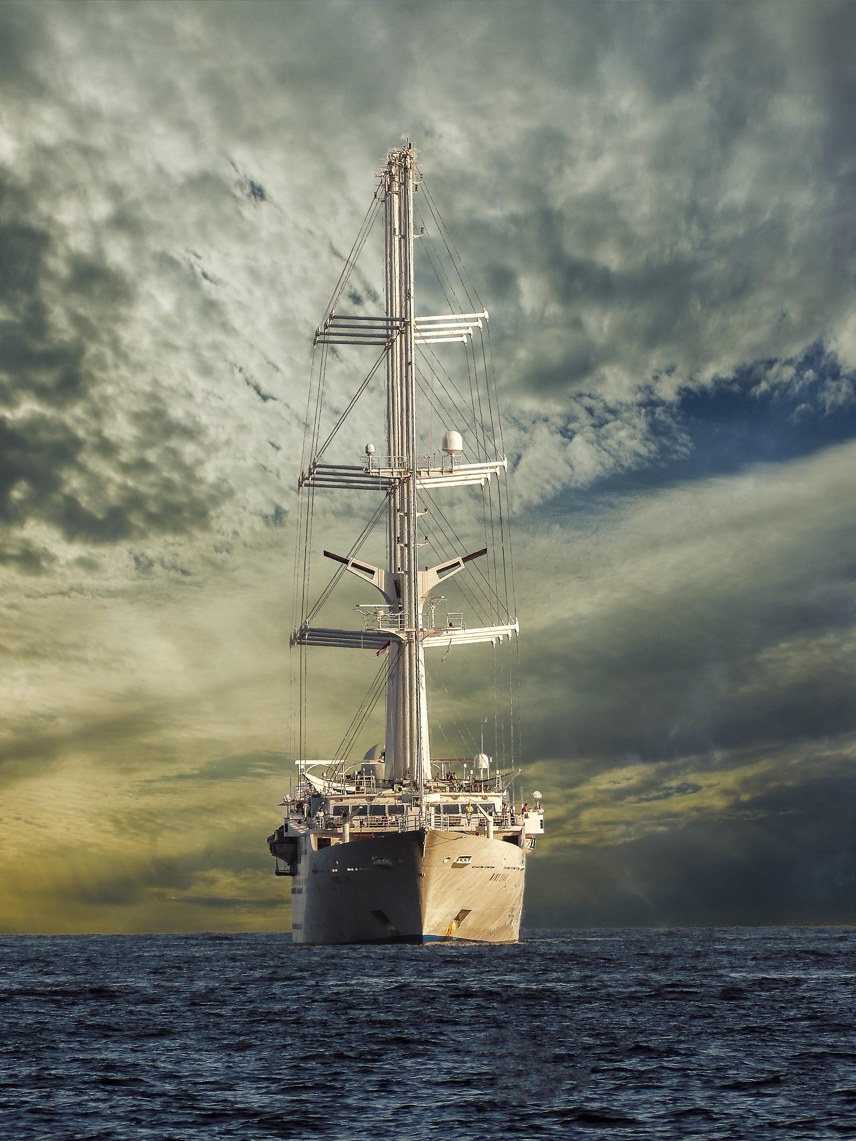 Beautiful Iphone 5 Wallpapers Free Stock Photo Of Boat Maritime Mast
