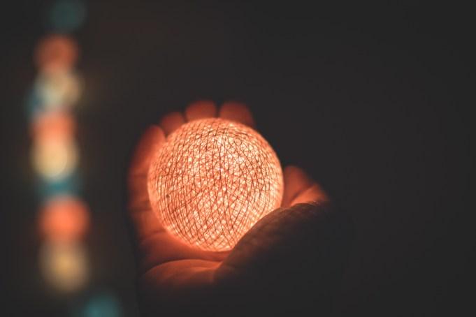 Free stock photo of hand, lights, night, dark