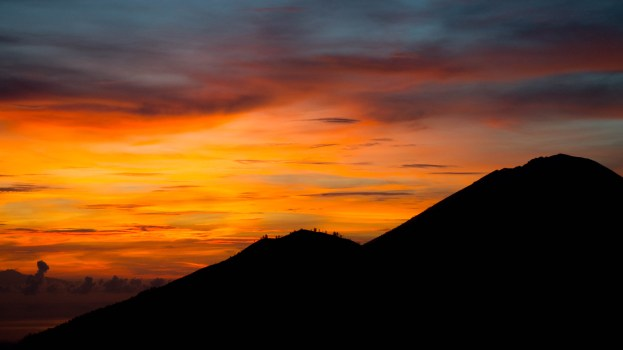 Peace Black Wallpaper Sunset Over Snow Covered Mountains 183 Free Stock Photo