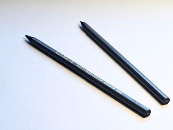 Two Black Pencils
