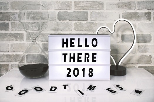 Hope in a new year