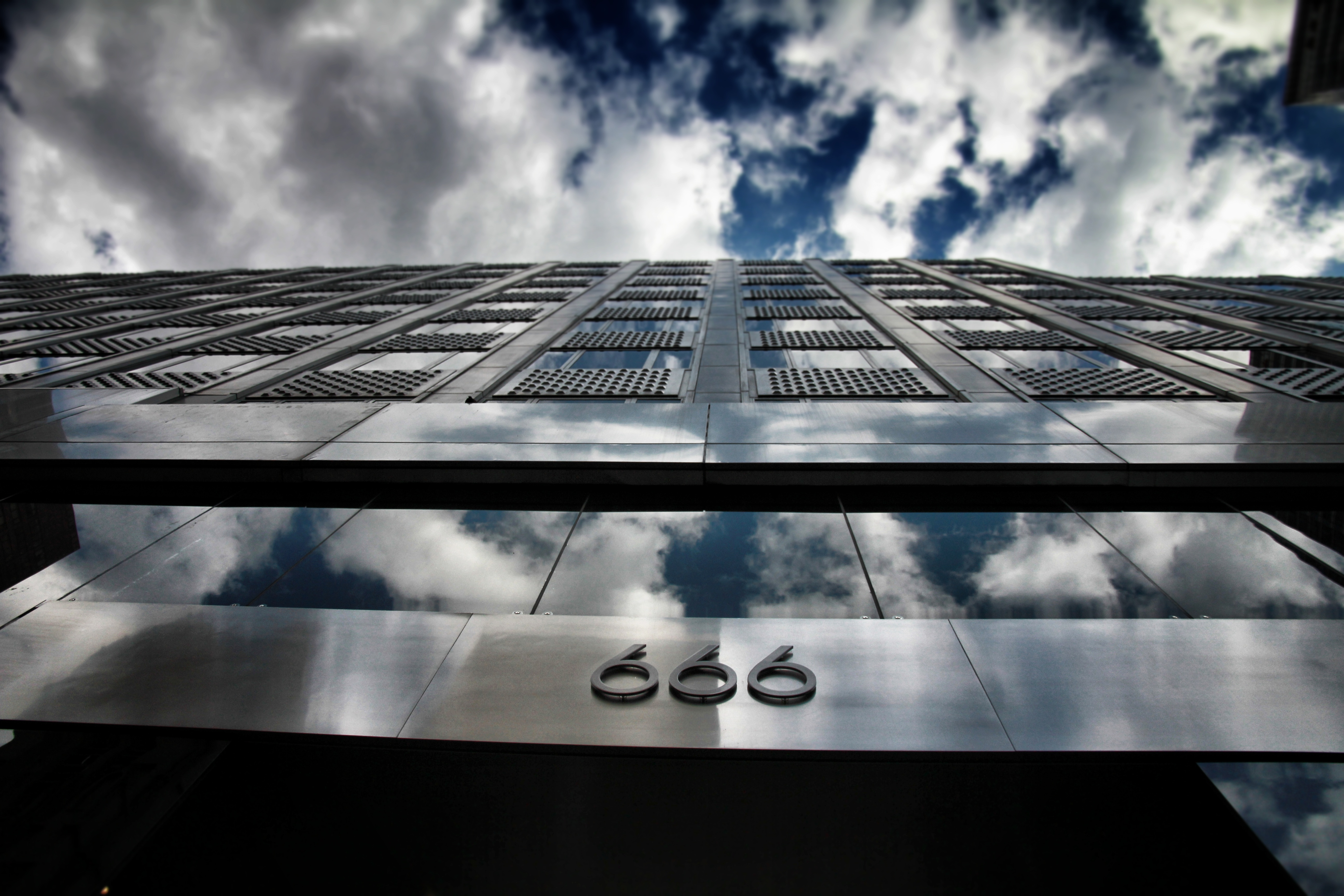 Low Angle Photo Of Gray Building 183 Free Stock Photo