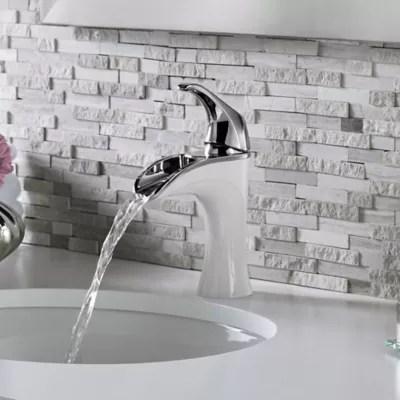 brea bathroom faucet collection