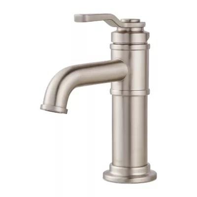 breckenridge lf 042 bcgs single control bathroom faucet