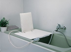 Badewannenlift fr Senioren  Schwenkbar  Aufblasbar