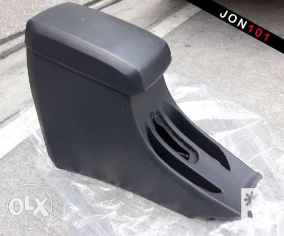 aksesoris grand new avanza 2017 bandung console box with armrest for toyota 2012 to