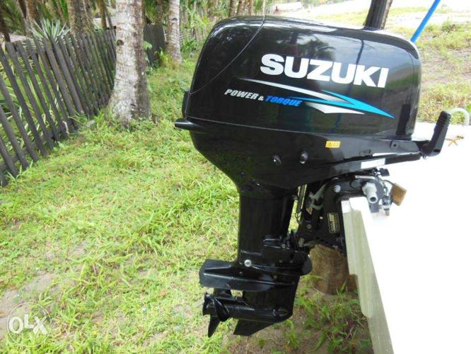 Outboard Suzuki DT 30 S 30 Hp 2 Stroke boat engine for Sale in Tandag City. Caraga Classified   PhilippinesListed.com