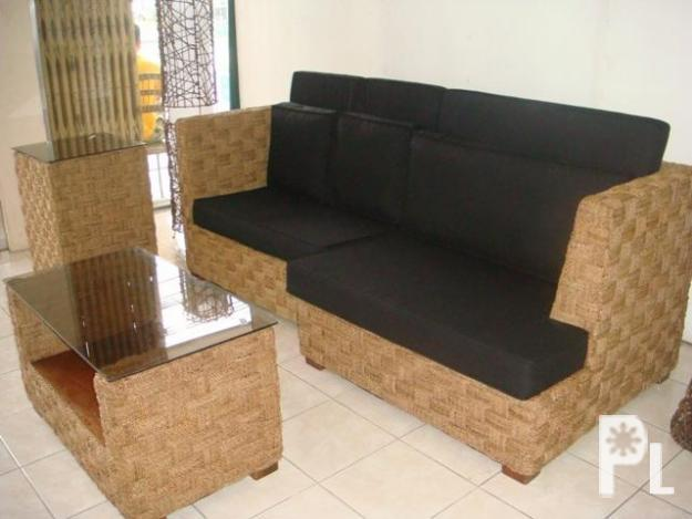 Rattan Sofa Philippines Sala Set Sofa Furniture Rattan And Abaca For Sale In Lubao
