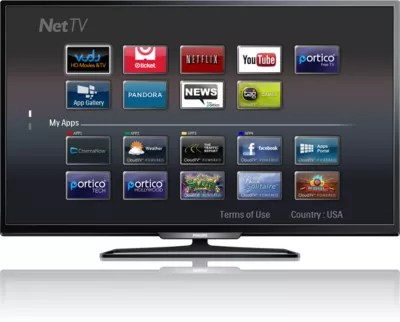 4000 series LED-LCD TV 55PFL4909/F7 | Philips