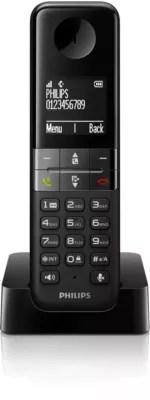 Schnurloses Telefon D4501b 38 Philips