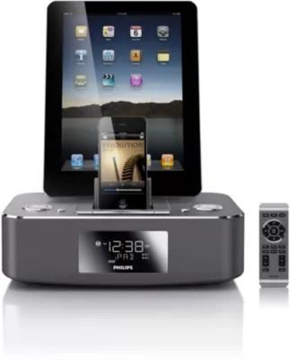 Philips iPhone Docking Station Alarm Clock