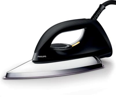classic steam iron with