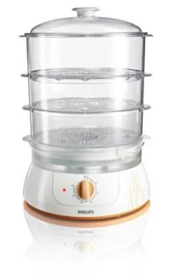 電蒸爐 HD9120/56 的支援 | Philips