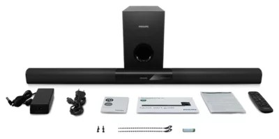 hight resolution of powerful sound for any tv