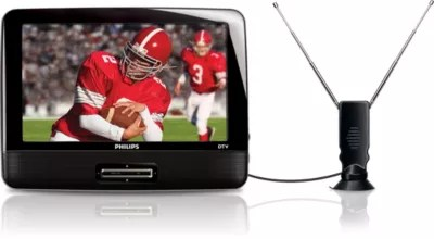 Portable TV PVD90037  Philips