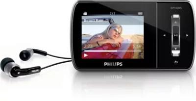 MP3 video player SA1ARA08K17 Philips