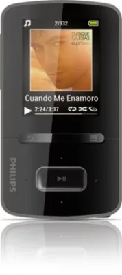 MP3 video player SA3VBE04K37 Philips